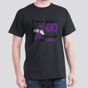 Pancreatic Cancer Heaven Needed Hero T-Shirt