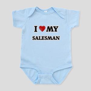 I love my Salesman Body Suit