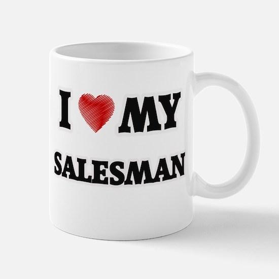 I love my Salesman Mugs