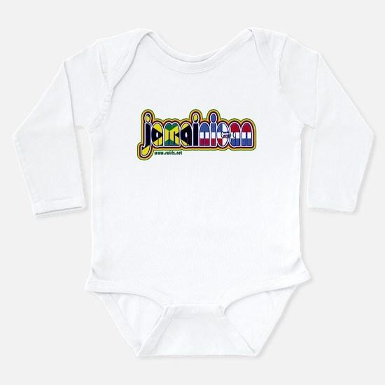 JamaiNican Infant Bodysuit Body Suit