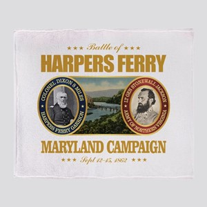 Harpers Ferry (FH2) Throw Blanket