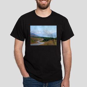 Mount Cook Highway NZ T-Shirt