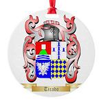 Tirado Round Ornament
