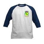 Tipping Kids Baseball Jersey