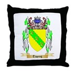 Tipping Throw Pillow