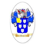 Tinu Sticker (Oval 50 pk)