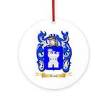 Tinot Round Ornament