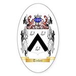 Tinker Sticker (Oval 10 pk)