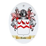 Tindle Oval Ornament