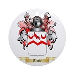 Tindle Round Ornament