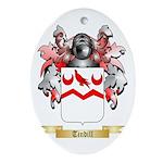 Tindill Oval Ornament