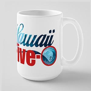 Hawaii Five O Retro Surf Mugs