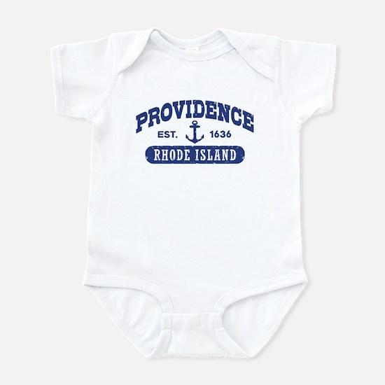 Providence Rhode Island Infant Bodysuit