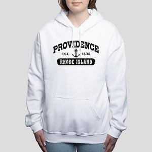 Providence Rhode Island Women's Hooded Sweatshirt
