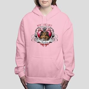 My Heart Belongs to a Sheltie Sweatshirt