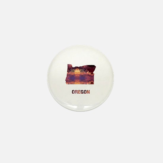 Funny Mosaic Mini Button