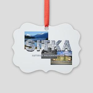 ABH Sitka Picture Ornament