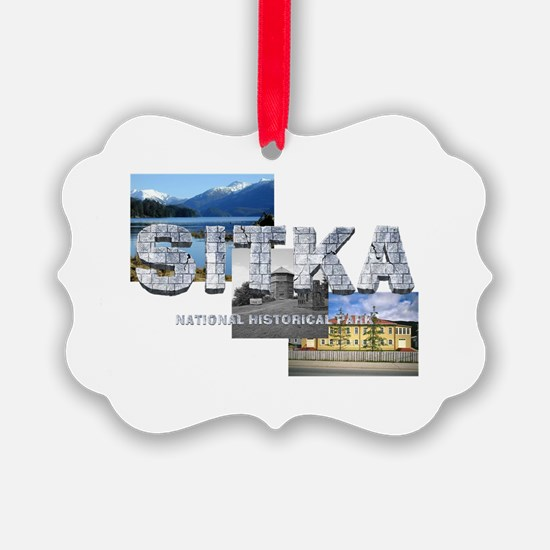 ABH Sitka Ornament
