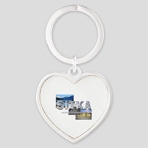 ABH Sitka Heart Keychain