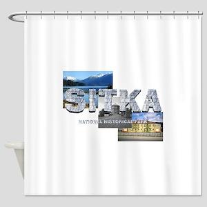ABH Sitka Shower Curtain