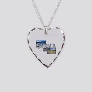 ABH Sitka Necklace Heart Charm