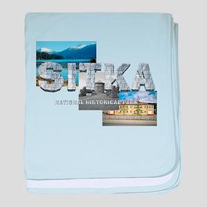 ABH Sitka baby blanket
