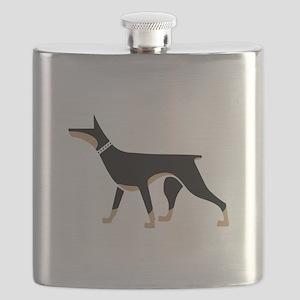 Dober Style Flask