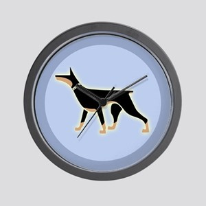 Dober Style Wall Clock