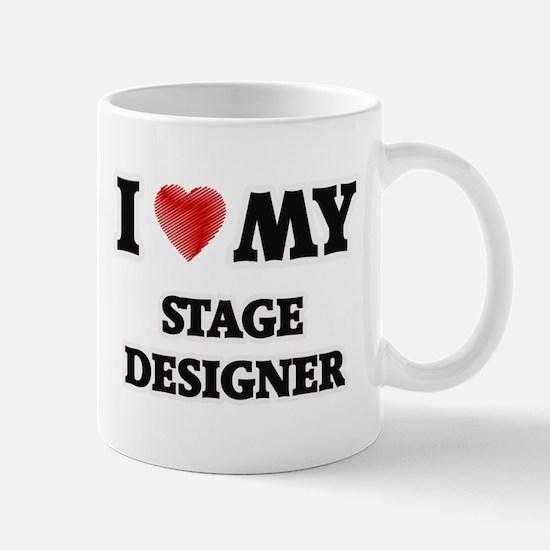 I love my Stage Designer Mugs
