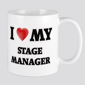 I love my Stage Manager Mugs
