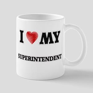 I love my Superintendent Mugs