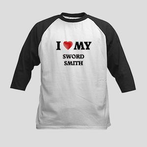 I love my Sword Smith Baseball Jersey