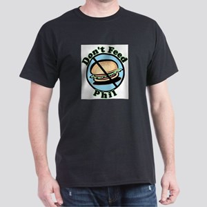 Dont Feed Phil Ash Grey T-Shirt