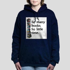 2-logo so many books Sweatshirt