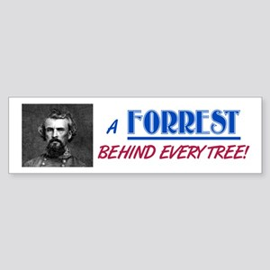 NB Forrest Bumper Sticker