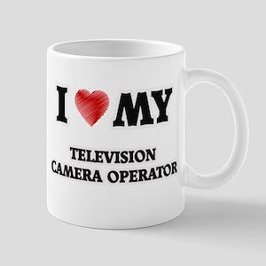 I love my Television Camera Operator Mugs