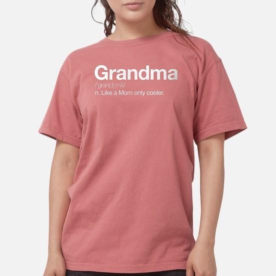 Grandma Definition Women's Dark T-Shirt
