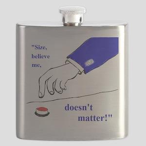 Trump Hands Flask