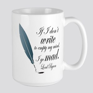 Lord Byron Quote Mugs