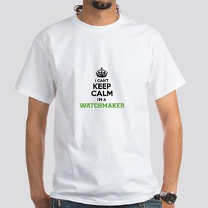 Watchmaker I cant keeep calm T-Shirt