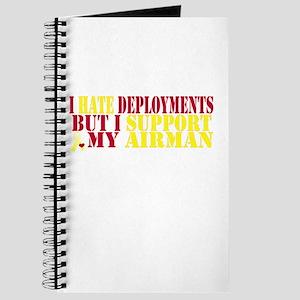 hate deployments Journal