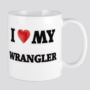 I love my Wrangler Mugs