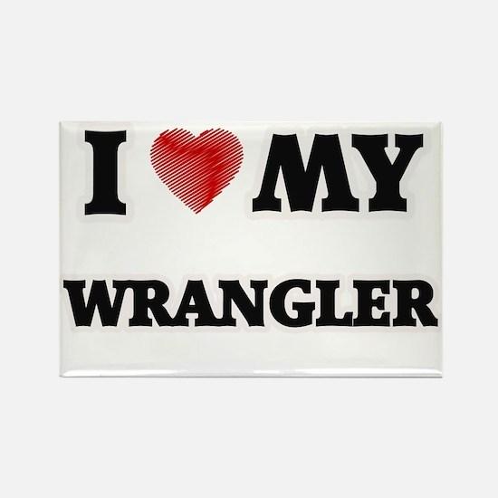 I love my Wrangler Magnets
