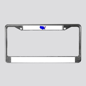 State of North Carolina License Plate Frame