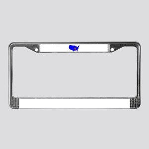 State of Delaware License Plate Frame