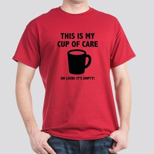 Cup Of Care Dark T-Shirt