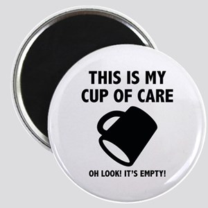 Cup Of Care Magnet