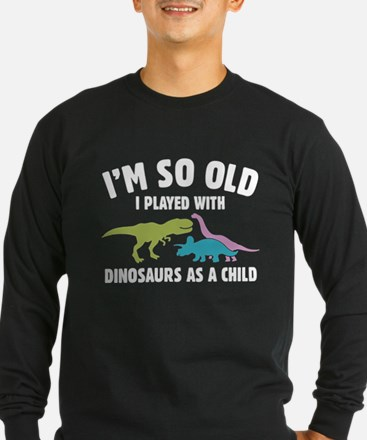 Played With Dinosaurs T
