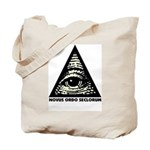 Pyramid Eye Tote Bag