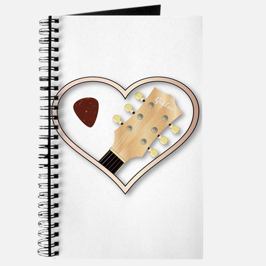 Love Guitar Journal
